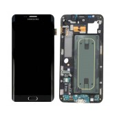 Original LCD & Digitizer Samsung SM-G928F Galaxy S6 Edge+ Black GH97-17819B