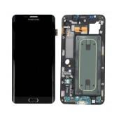 Original LCD & Digitizer Samsung SM-G928F Galaxy S6 Edge+ Black GH97-17819B