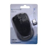 Wireless Mouse Mobilis CMM-353 with 3 Buttons and 1000 DPI Black