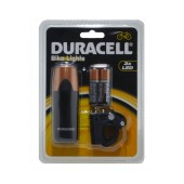 Duracell Bicycle Light 3 Led BIK-F01WDU with 2 x ΑΑΑ Batteries