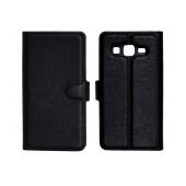 Book Case Ancus Teneo TPU for Samsung SM-G550 Galaxy On5 Black