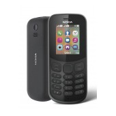 Nokia 130 (2017) Dual Sim Black GR