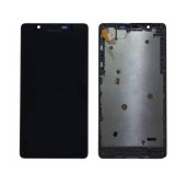 Original LCD & Digitizer Microsoft Lumia 540 Dual Sim with Frame