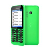 Sample phone (Dummy) for specification reference of model Nokia 215 DS Green