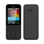 Sample phone (Dummy) for specification reference of model Nokia 215 DS Black