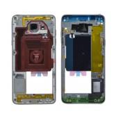 Middle Frame Cover Samsung SM-A510F Galaxy A5 (2016) with Buzzer and On/Off. Volume Buttons Black Original GH96-09392B