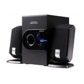 Speaker Stereo Camac CMK-808N 2.1 900W 7W+1.5Wx2 RMS Black with USB 7x14x5mm