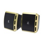 Speaker Stereo Epoch V-27 3Wx2 RMS Black with EU plug 10x9x8.5cm