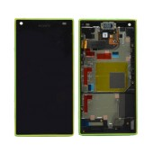 Original LCD & Digitizer for Sony Xperia Z5 Compact E5803/ E5823 Yellow 1297-3733