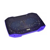 Laptop Cooler Mobilis F2 Purple for Laptop up to 15.6
