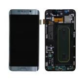 Original LCD & Digitizer Samsung SM-G928F Galaxy S6 Edge+ Silver GH97-17819D