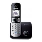 Dect/Gap Panasonic KX-TG6811 (EU) Black with ECO Mode