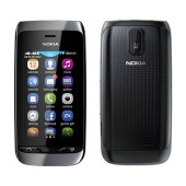 Sample phone (Dummy) for specification reference of model NOKIA ASHA 309 Black