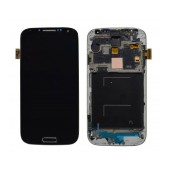 Original LCD & Digitizer Samsung i9505 Galaxy S4 Black Edition with OEM Frame