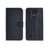 Book Case Ancus Teneo for LG K7 X210 TPU Black