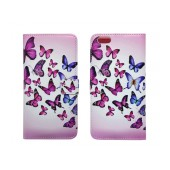 Book Case Ancus Art Collection for Apple iPhone 6 Plus/6S Plus Butterfly