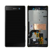 Original LCD & Digitizer for Sony Xperia M5 E5603 Black 191HLY0003B-BCS