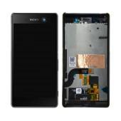 Original LCD & Digitizer for Sony Xperia M5 E5603 Black 191HLY0003B-BCS