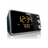 Clock Radio Philips AJ3551 Black