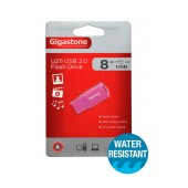 USB 2.0 Gigastone Flash Drive U211 Traveler 8GB Pink