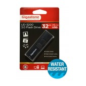 USB 3.0 Gigastone Flash Drive UD-3200 32GB Black Professinal Series