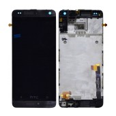 Original LCD & Digitizer HTC One Mini with Black Swap