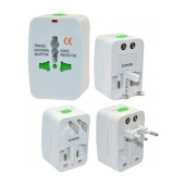 World Travel Adapter (EU, USA, UK, AUS, JAP, CN)