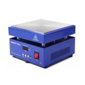 Preheater, LCD Screen Separator Bakku BK-946A 800W with Display and Temperature Setting 50° - 350° (20 cm x 12 cm)
