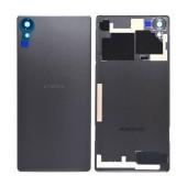 Battery Cover Sony Xperia X F5121/ X Dual F5122 Black Original 1299-7889