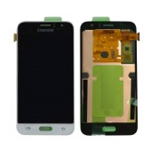 Original LCD & Digitizer Samsung SM-J120F Galaxy J1 (2016) White GH97-18224A