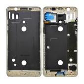 Dsplay Frame Samsung SM-J510F Galaxy J5 (2016) Gold Original GH98-39541A