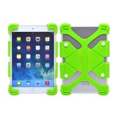 Silicone Case Ancus Universal for Tablet 7'' - 8'' Inches Green (20 cm x 12 cm)