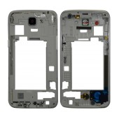 Middle Frame Cover LG K4 4G K120E with Buzzer, Antenna and Camera Lens White Original ACQ88774612