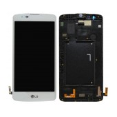 Original LCD & Digitizer for LG K8 K350N White ACQ88830202, ACQ88830204