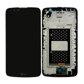 Original LCD & Digitizer for LG K10 K420N Black ACQ88868304, ACQ88868302