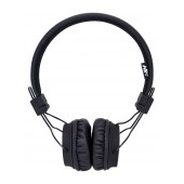 Headphone Stereo NIA Foldable NIA-A1 3.5 mm Black with Microphone for Mobile Phones, Tablet and Electronic Devices