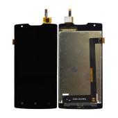 Original LCD & Digitizer Lenovo A1000 Black