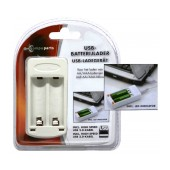Battery Charger USB Compuparts for AA/AAA
