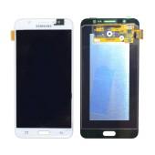 Original LCD & Digitizer Samsung SM-J710 Galaxy J7 (2016) White GH97-18855C, GH97-18931C