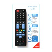 Remote Control E-Space LS for LG & Samsung TV Ready to Use
