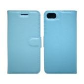 Book Case Ancus Teneo for Apple iPhone 7 TPU Blue
