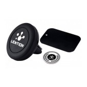 Universal Car Mount Lention A500 Agile Series Black for Smartphones 3.5'' to 7'' Inches