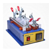 Preheater, LCD Screen Separator Bakku BK-948B 250W with Display and Temperature Setting 50° - 200° (Plate Size 19 cm x 10 cm)