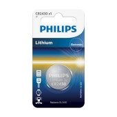 Buttoncell Lithium Electronics Philips CR2430 Pcs. 1