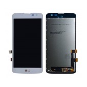 Original LCD & Digitizer for LG K7 X210 White EAT63399901