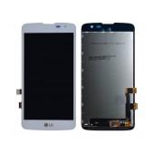 Original LCD & Digitizer for LG K7 X210 White EAT63399901