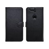 Book Case Ancus Teneo for Huawei Nexus 6P Black