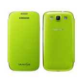 Book Case Samsung EFC-1G6FMECSTD for i9300 Galaxy S3 ( S III ) Mint Green