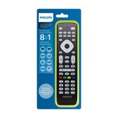 Universal Remote Philips SRP2018/10 8 in 1 for TV and Electronic Devices