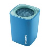 Wireless Portable Speaker Philips BT100A 2W White with Speakerphone and 3.5mm Audio-in Connector